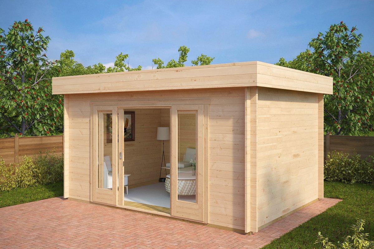 aiamaja jacob e 12m 3 2 x 4 4 m 44mm aiamaja24 aiamajad m k ja ehitus. Black Bedroom Furniture Sets. Home Design Ideas