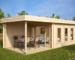 Contemporary-Garden-Summer-House-with-Veranda-Jacob-E