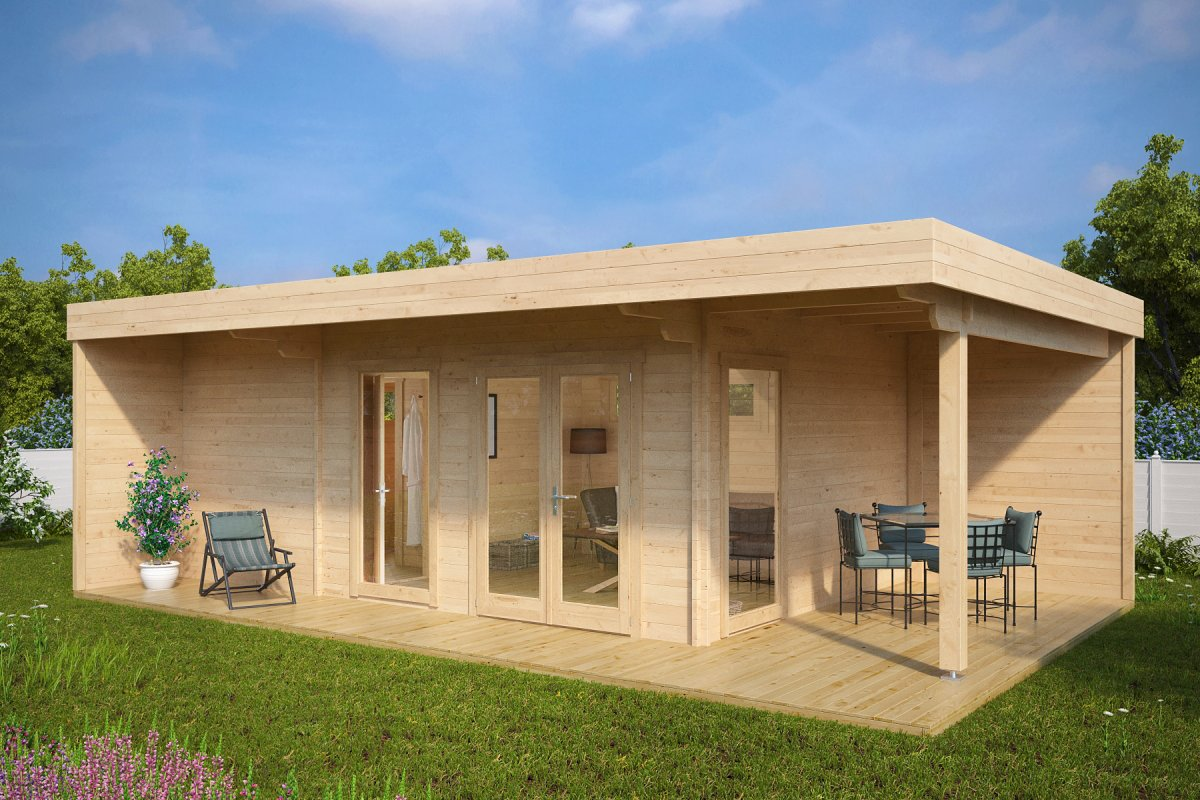 aiamaja hansa lounge xxl saunaga 22m 8 x 5 m 70mm aiamaja24 aiamajad m k ja ehitus. Black Bedroom Furniture Sets. Home Design Ideas