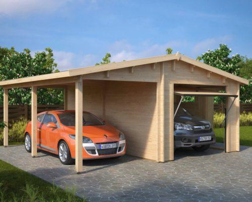 Auto katusealune aeda