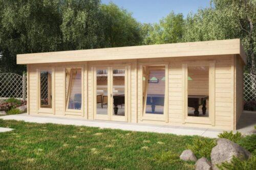 Modernne aiamaja