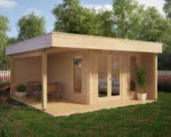 Väike aiamaja Hansa Lounge