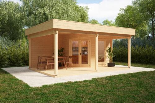 Väike aiamaja Remo III