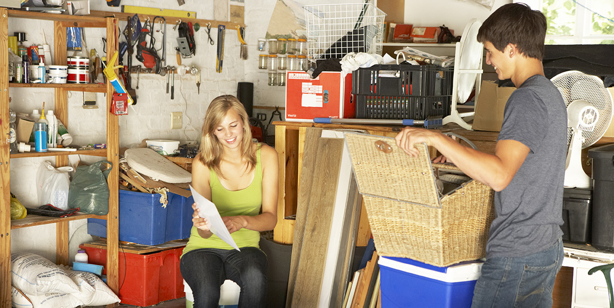 Kuuri koristamine - 8 nõuannet ja nippi korra loomiseks