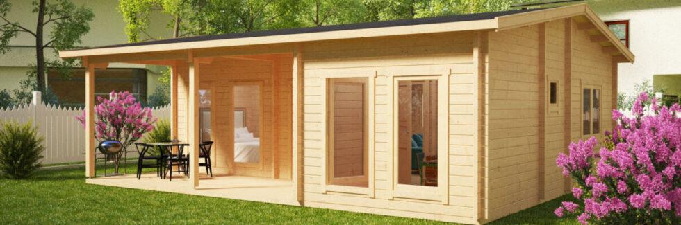 Puitmaja – keskkonnasõbralik alternatiiv?